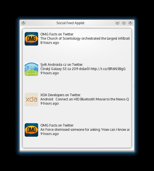 Marty's typepad: KDE